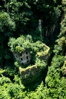 The Valley of the Mills, Sorrento Italy