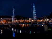 The Millenium Bridge, Torquay