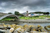 Holy Trinity Church Aberaeron Wales
