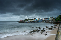 Storm Clouds over Tenby