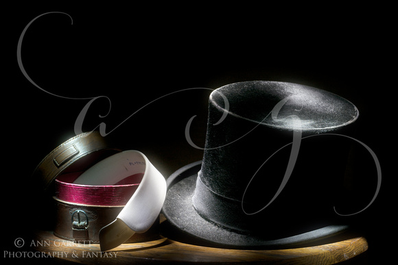 Top Hat and Collar